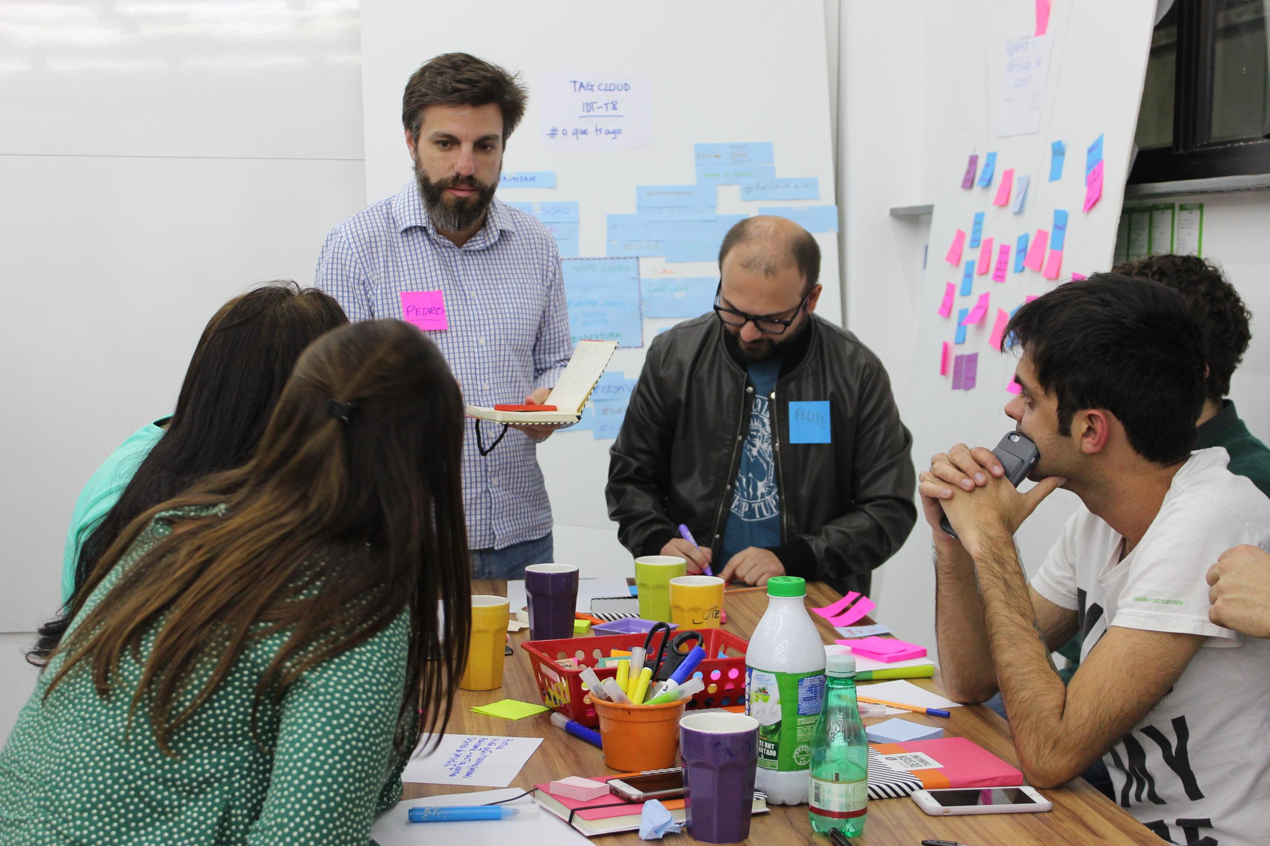 a06d3e51d Gestão de projetos  como o design thinking pode ajudar  - Escola Design  Thinking
